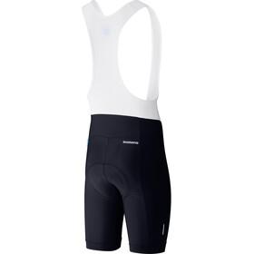 Shimano Bib Shorts Men Bib Shorts Herr vit/svart